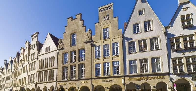 """CityGames Münster: Bei der """"Classic Tour"""" lernt ihr Münsters Stadt kennen"""