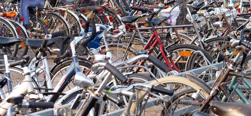 CityGames Münster: Münster wird auch als Fahrradstadt bezeichnet