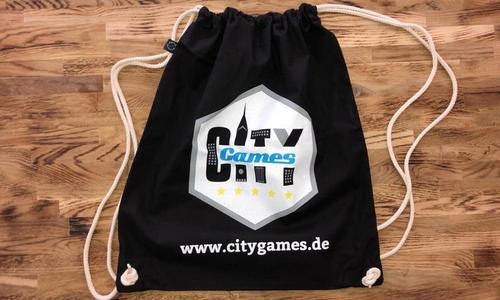 CityGames Münster Escape Tour: Sportbeutel  für die Tour