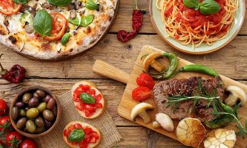 CityGames Münster: Pizza und Nudeln im Aposto